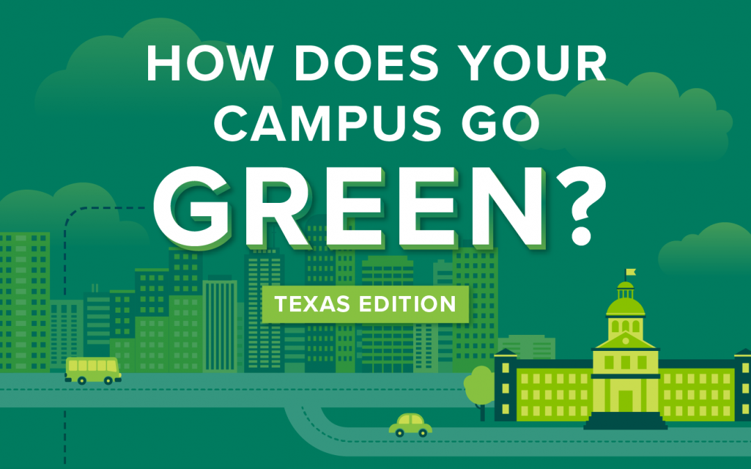 The 9 Most Sustainable College Campuses in Texas